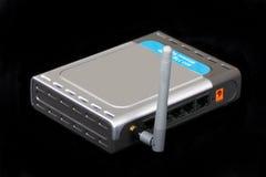 Router del ADSL Fotografie Stock Libere da Diritti