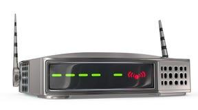 Router della rete wireless Fotografia Stock Libera da Diritti