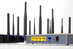 Router di WLAN Fotografia Stock Libera da Diritti