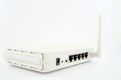 Router do rádio do Internet Foto de Stock