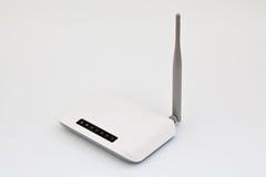 Router för Wi fi Fotografering för Bildbyråer