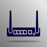 Router Icon Stock Photography