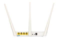 Router inalámbrico Fotos de archivo