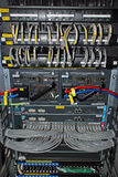 Router Network Connections Stock Image