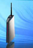 Router sem fio Foto de Stock