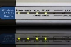 Router senza fili Immagini Stock Libere da Diritti