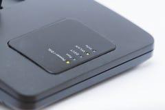 router W-lan Fotografie Stock Libere da Diritti