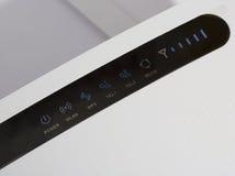 router wlan Fotografia Royalty Free