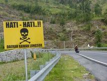 Routes de montagne image libre de droits