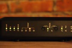 Routeur sans fil Images libres de droits