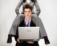 Routine het werklast. gemakkelijk. Royalty-vrije Stock Afbeeldingen