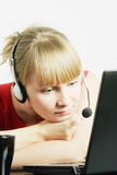 Routine work Stock Images
