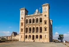 The Rova of Antananarivo Royalty Free Stock Photography