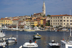 Rovenj - Istrian Peninsula - Croatia Stock Images