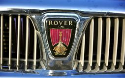 Rover car logo Stock Image