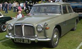 Rover carro clássico do vintage de 3 litros Fotografia de Stock
