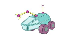 Rover icon animation