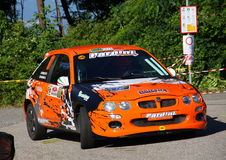 Rover Mg Zr 105 Images stock