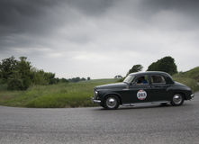 ROVER 75 1953 Royalty Free Stock Image
