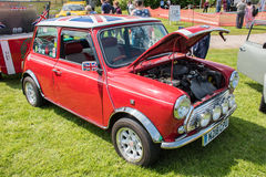1995 ROVER MINI-KUIPER Stock Foto's