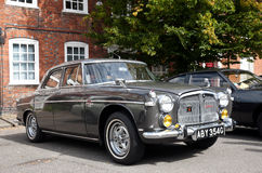 Rover P5 Royalty Free Stock Photo