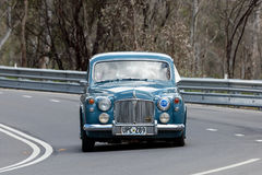 1957 Rover P4 Sedan Stock Images