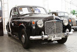 Rover P4 100 , Vintage cars Royalty Free Stock Image