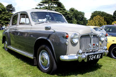 Rover P4 Classic car Royalty Free Stock Photo