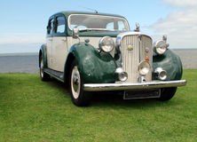 Rover 1948 Royalty Free Stock Photos
