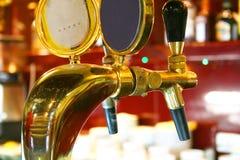 Rovesci la mia birra Immagine Stock
