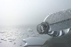 Rovesci una bottiglia Fotografia Stock Libera da Diritti