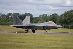 rovfågel för 22 f Lockheed Martin Royaltyfri Foto