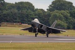 rovfågel för 22 f Lockheed Martin Royaltyfria Bilder