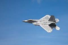 rovfågel för 22 f Lockheed Martin Fotografering för Bildbyråer