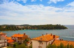 Rovigno - Rovinj, Croacia Imagen de archivo libre de regalías