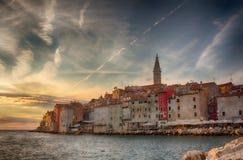 Rovigno - Rovinj, Croacia Fotos de archivo