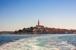 Rovigno - Rovinj, Croacia Imágenes de archivo libres de regalías