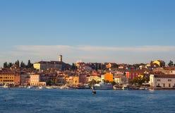 Rovigno - Rovinj, Croacia Fotos de archivo libres de regalías
