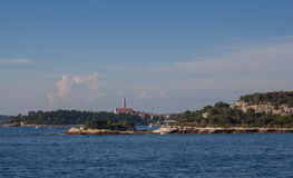 Rovigno - Rovinj, Croatia Stock Photos