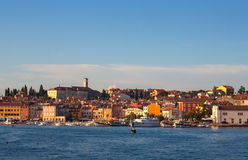 Rovigno - Rovinj, Croatia Royalty Free Stock Photos