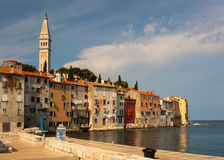Rovigno - Rovinj, Croatia Royalty Free Stock Photography