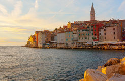 Rovigno - Rovinj, Croatia Stock Images