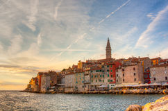 Rovigno - Rovinj, Croatia Stock Photography