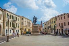 Rovigo, Vêneto, Itália Fotografia de Stock