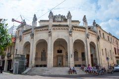 Rovigo, Veneto, Italy. Gran Guardia Palace, Rovigo, Veneto, Italy Stock Photo