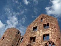 Rovina del castello Fotografie Stock Libere da Diritti