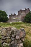 Rovina del castello di Craigmillar Fotografia Stock