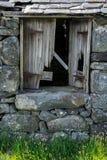 Rovina del cottage Fotografia Stock Libera da Diritti