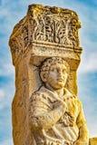 Rovina della statua Fotografie Stock Libere da Diritti