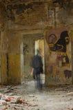 In rovine Immagine Stock